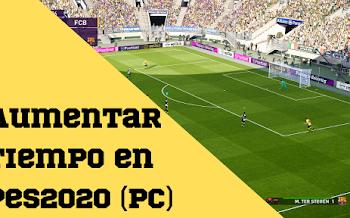 Aumentar Tiempo de Juego   PES2020   Demo   Pc   Steam