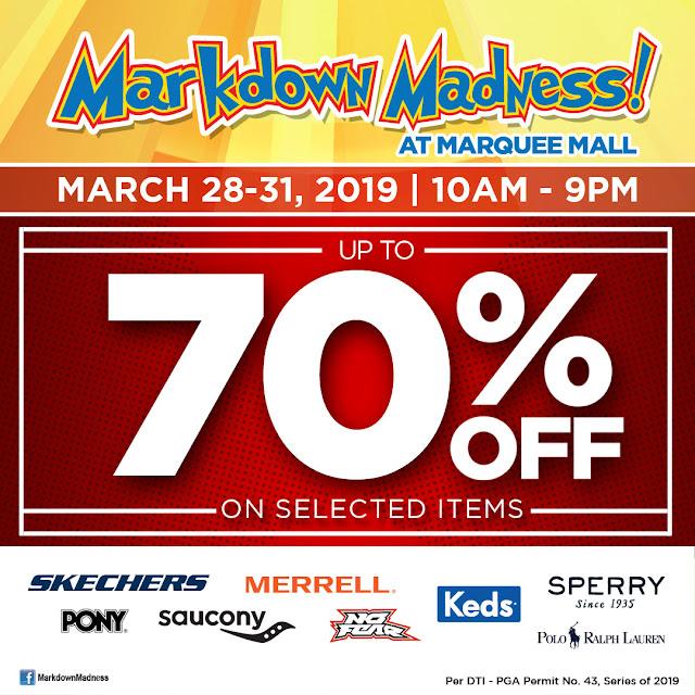 Markdown Madness in Pampanga