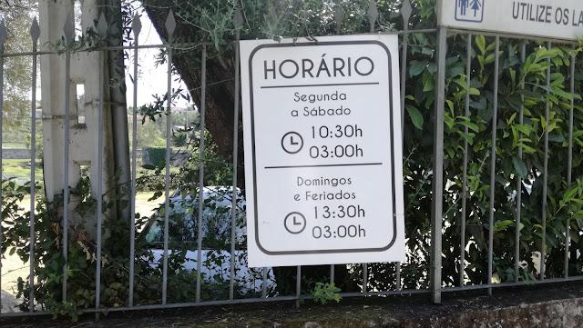 Horário AutocarroBar