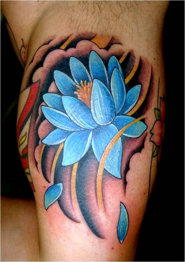 Lotus Flower Tattoo: Trend Tattoo Styles: Real Meaning Of Lotus Tattoo Symbol