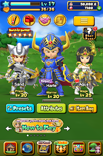 Dragon Quest Of The Stars Apk Global English