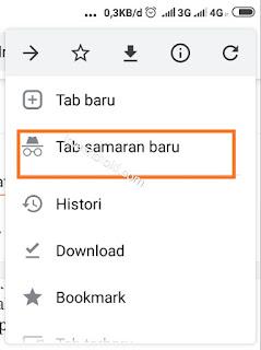 Cara menampilkan password email