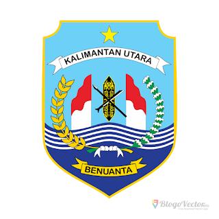 Provinsi Kalimantan Utara Logo vector (.cdr)