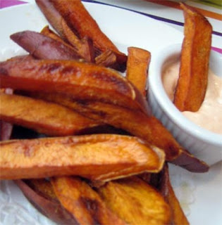 Buttermilk Fried Yams