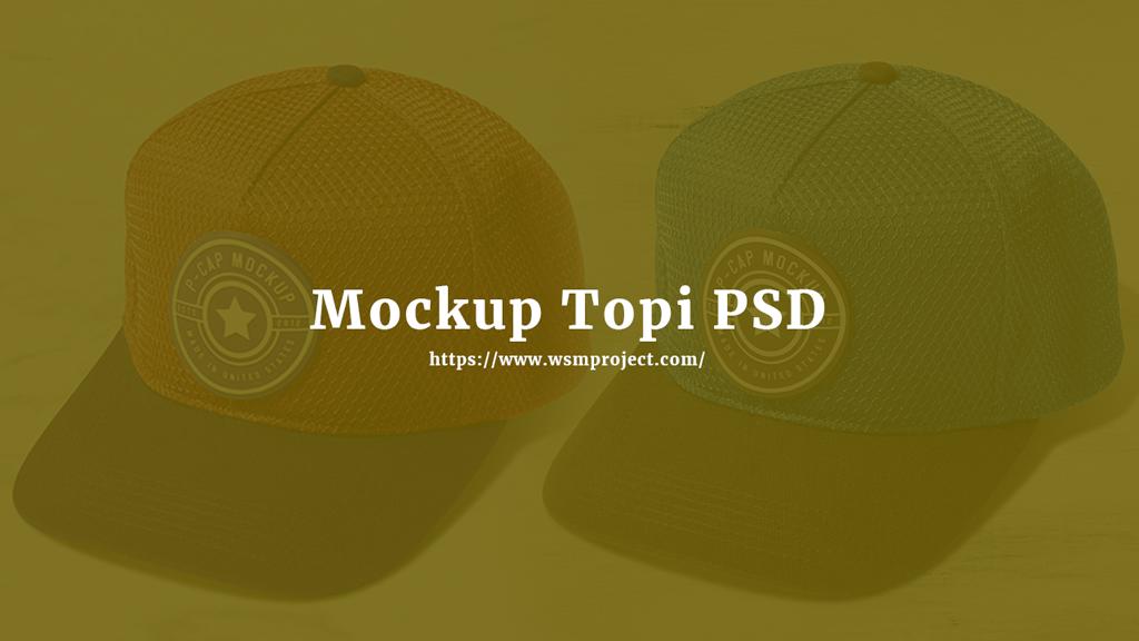 Mockup-Topi-Polyester-Gratis-Format-PSD