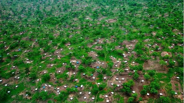 Campo de refugiados de Yida en Sudán del Sur