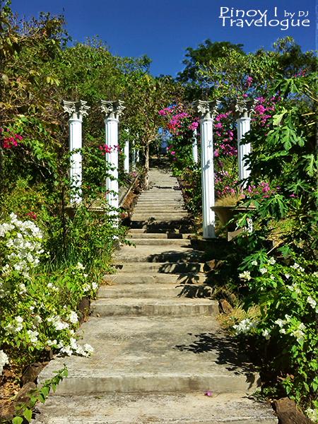 Minalungao garden