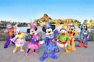 Tokyo Disneysea - Jepang