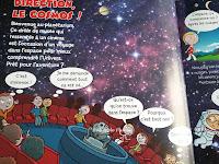 Bulles de Plume - Fleurus - Pour les enfants : l'espace