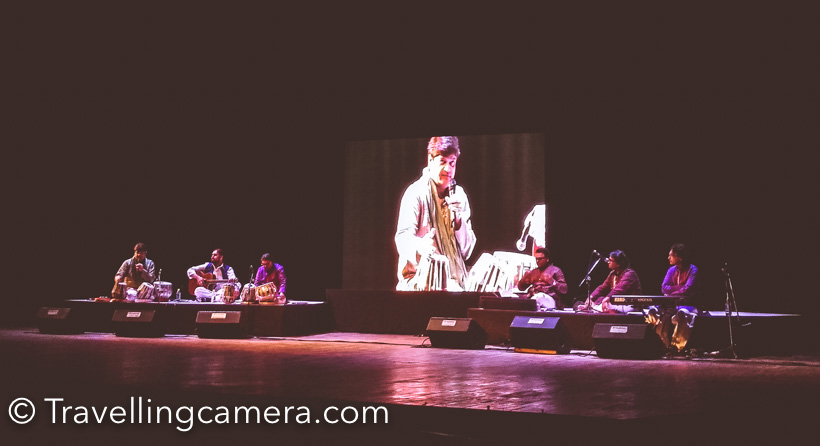 "The concert ""Ek Ehsaas"" was an effort to let the voice of Jagjit Singh capture the world again. Apart from playing the violin, Deepak Pandit was conducting the orchestra. Anubhav Upadhyay and Heera Pandit were on the tabla. IIFA award winner Atul Raninga was on the keyboard. And Devendra Rajbhatt was playing the flute. Each musician, along with having spent considerable time with Jagjit Singh, has achieved great heights in their respective fields. None of them were charging any fee for the concert and all proceeds from the sale of the tickets were going to a charity."
