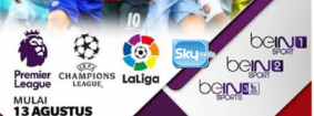 Voucher Matrix Garuda Soccer beIN Sports 1 2 3