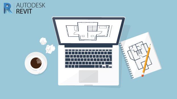 كورس مهارات متقدمة في برنامج أوتوديسك ريفيت Autodesk Revit مجاناً لطلاب كلية الهندسة