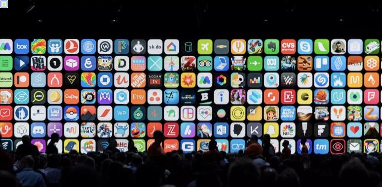 حقق متجر تطبيقات Apple مبيعات بلغت 64 مليار دولار في عام 2020