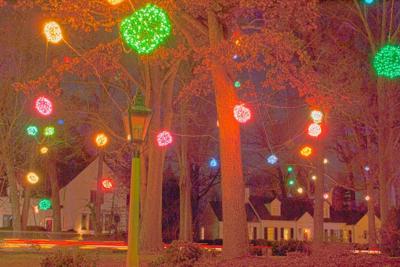 greensboro christmas lights   Decoratingspecial.com