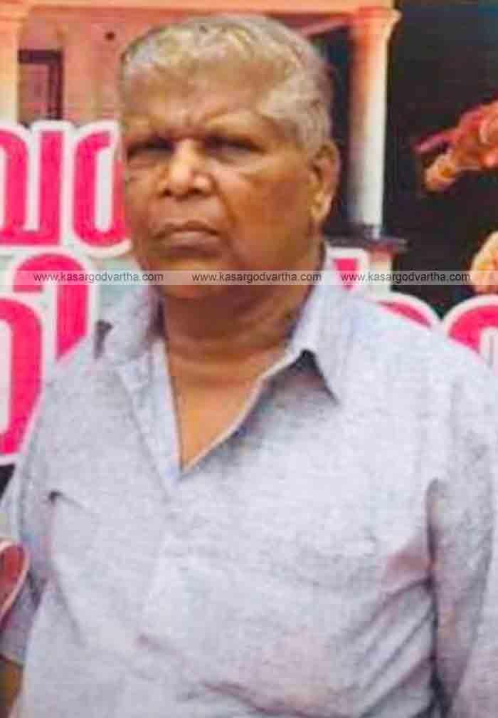 Former president of Nellikatta Sree Narayana Guru Mandir Raghavan Chedikana has passed away