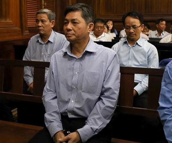 Cựu Phó chủ tịch Nguyễn Hữu Tín bị tuyên án 7 năm tù