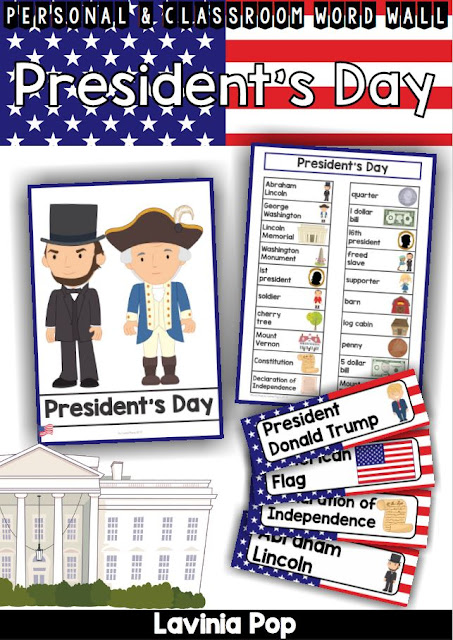 Ideas for President's Day