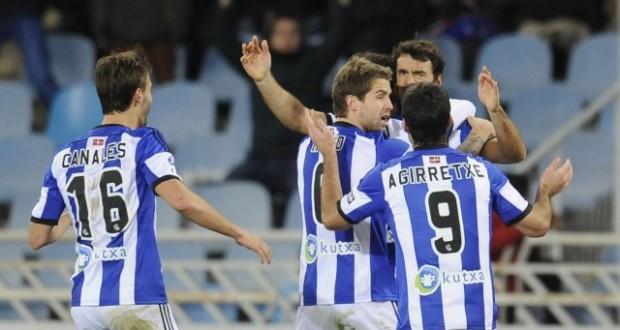 Sporting Gijon vs Real Sociedad