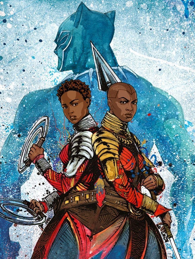 Quem são as Dora Milaje, as guerreiras protetoras de Wakanda?