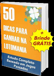 Livro ganhar na Lotomania