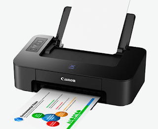 economical as well as also portable residence printer for tardily Canon PIXMA E200 Driver Download