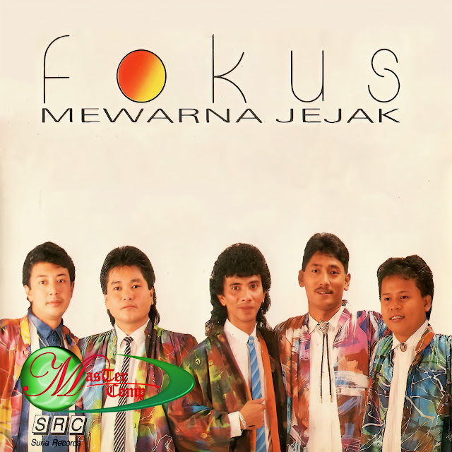 Fokus - Mewarna Jejak (1989)