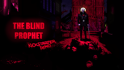 Play The Blind Prophet with FlyVPN