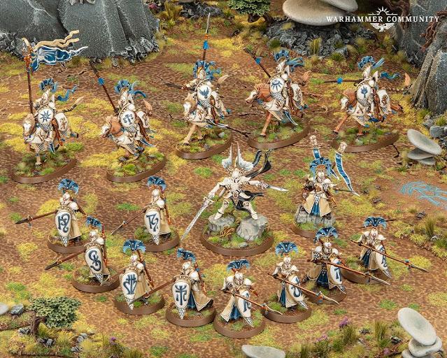 Caja ejército Lumineth Realm-Lords
