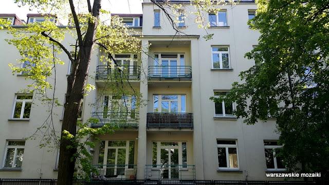 Warszawa Warsaw ulica street Żoliborz architektura zabudowa