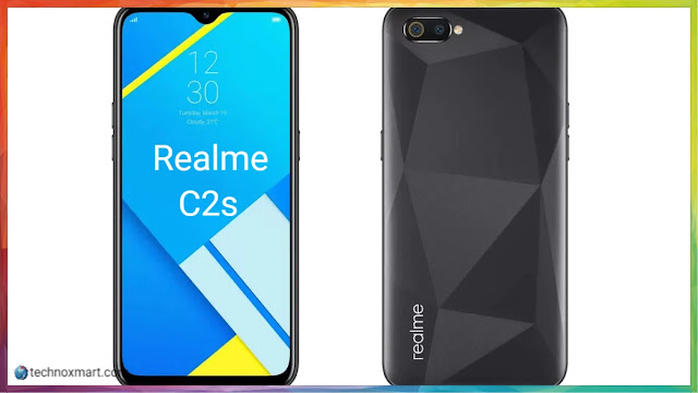 4,000 mAh Battery Realme C2s With Dual Rear Cameras Launched: Specs, Details