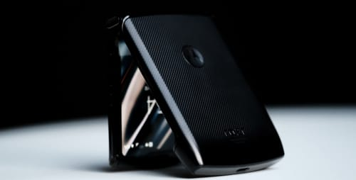 Leck reveals the specifications of the Motorola Razr 2 foldable phone