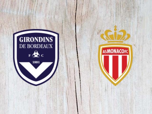 Bordeaux vs Monaco -  Highlights - 26 August 2018