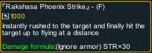 One piece marine defense 251 garp Rakshasa Phoenix Strike detail