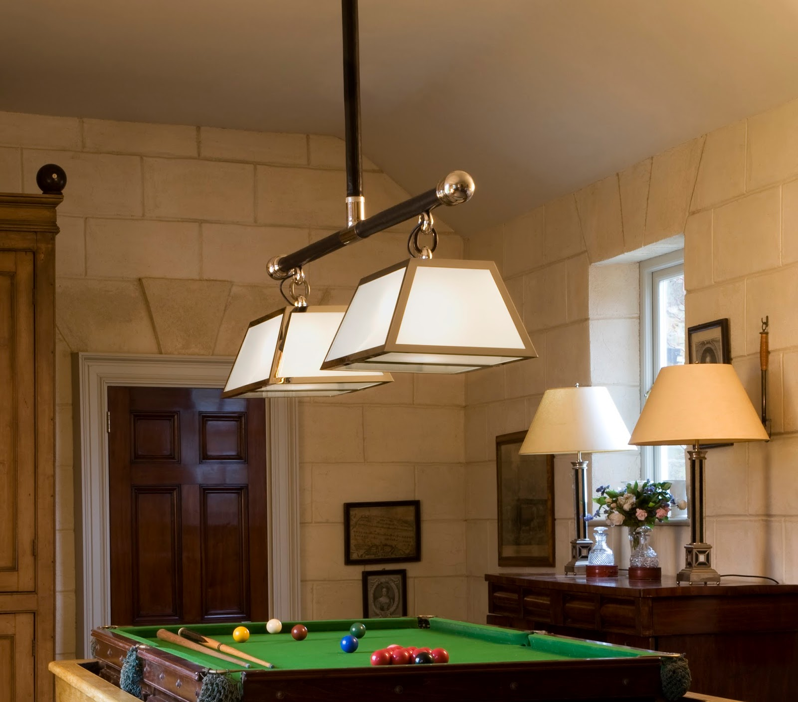Political Style: Lighting Tips from Charles Edwards