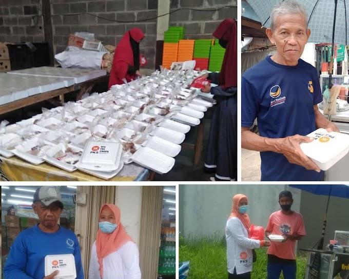 Kata Mang Iyon, PKS Paling Peduli Masyarakat Bawah