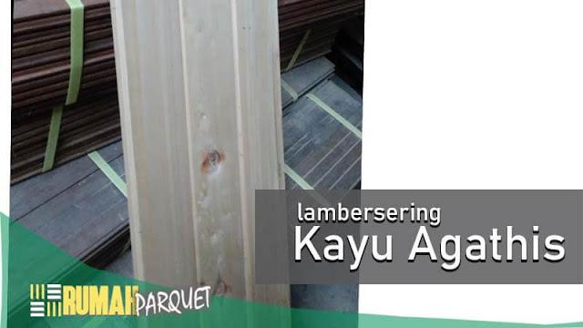 harga jual plafon kayu lambersering per meter