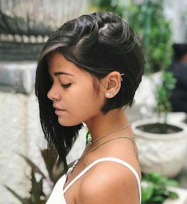 chanel de bico cabelo