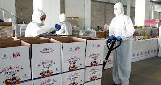 بلدية إسطنبول تستعد لتوزيع علب هدايا على 100 ألف طفل