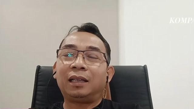 Dilaporin Roy Suryo, Eko Kuntadhi Ngaku Bikin Konten Cuma Bercanda