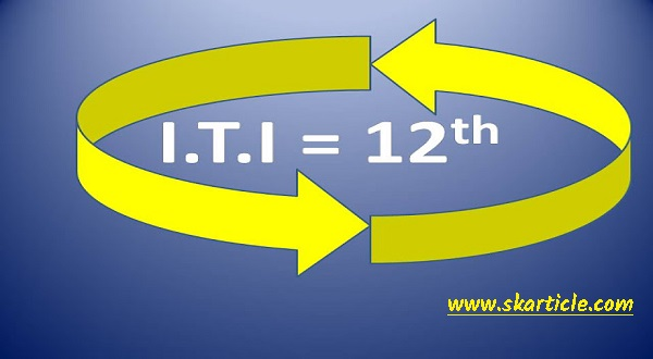 ITI COURSES AFTER 12TH in hindi