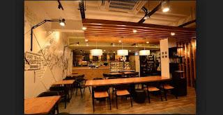 Nembak Cewek di Kafe