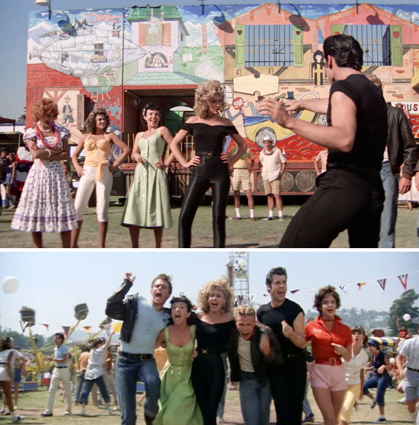 Retro Let's Go! Vintage Festival, Durban - Grease outfit inspiration