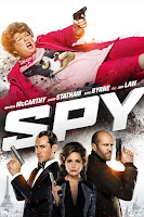 Spy (2015) UnRated Full Movie [English-DD5.1] 720p BluRay ESubs Download