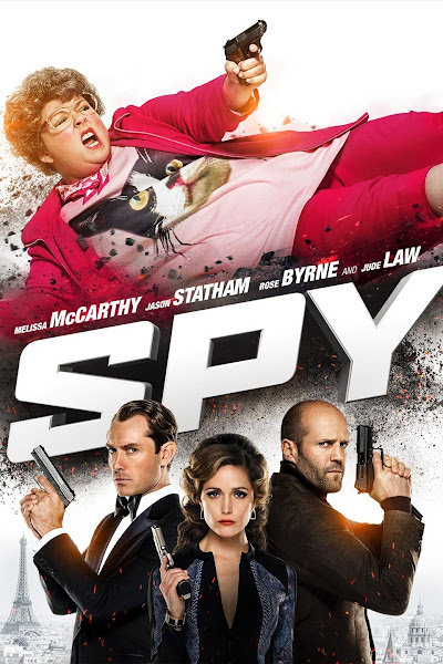 Poster of Spy (2015) UnRated Dual Audio [Hindi-English] 720p BluRay ESubs Download