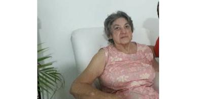 """Falece aos 77 anos em Maceió, a professora aposentada """"Dona Nailde"""" de Olho D'Água do Casado"""