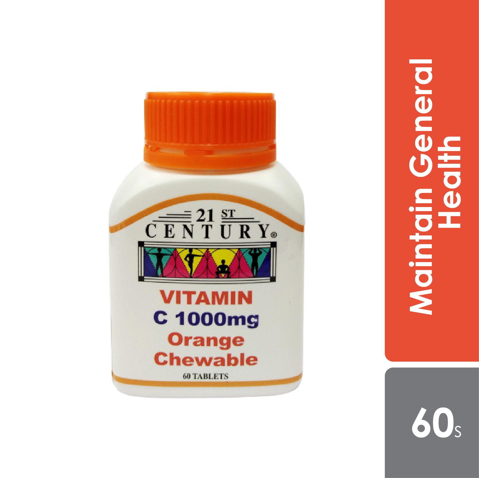 shaklee vitamin C,21st century vitamin C,pengambilan vitamin C