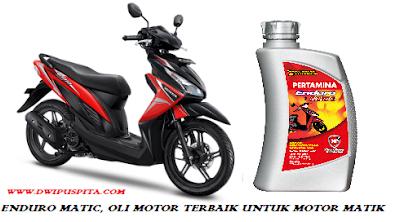 oli motor terbaik di indonesia