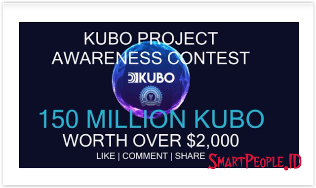 Airdrop Contest KuboCoin