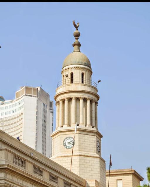 كلية الطب جامعة القاهرة