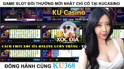Nhận tiền thật chỉ bằng 3 thao tác trên máy tính ở Ku368